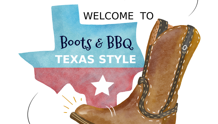 Boots and BBQ Logo